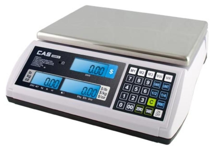 S-2000JR LCD