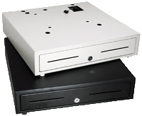 CRS Model 55 ECR Cash Drawer