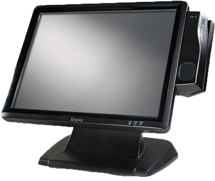 Point Of Sale Hardware Dcr